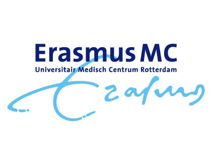Logo van Erasmus MC