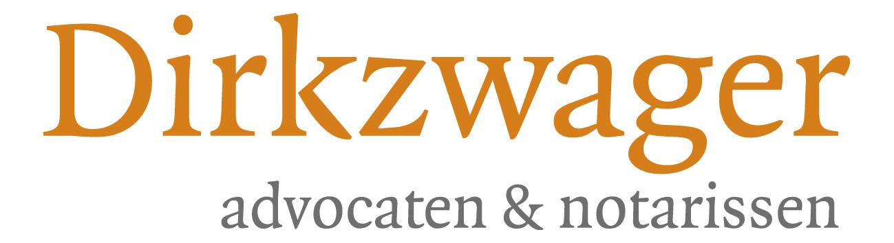 Logo van Dirkzwager advocaten & notarissen