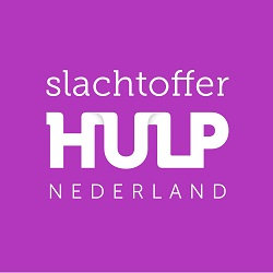 Logo van Slachtofferhulp Nederland