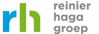 Logo van Reinier Haga Groep
