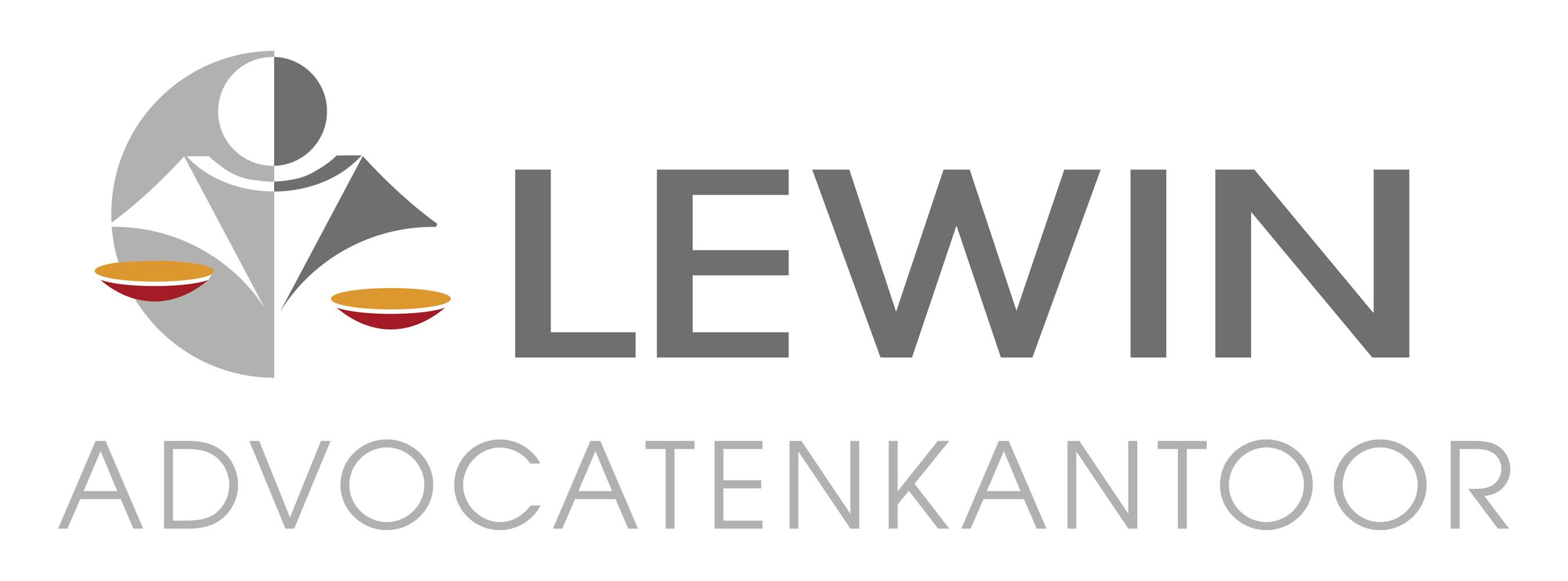 Logo van Advocatenkantoor Lewin B.V.