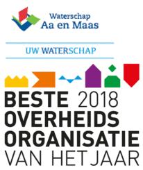 Logo van Waterschap Aa en Maas
