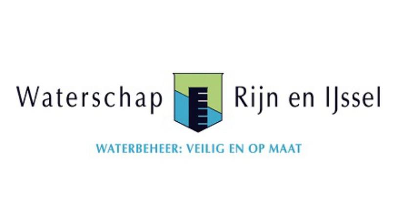 Logo van Waterschap Rijn en IJssel